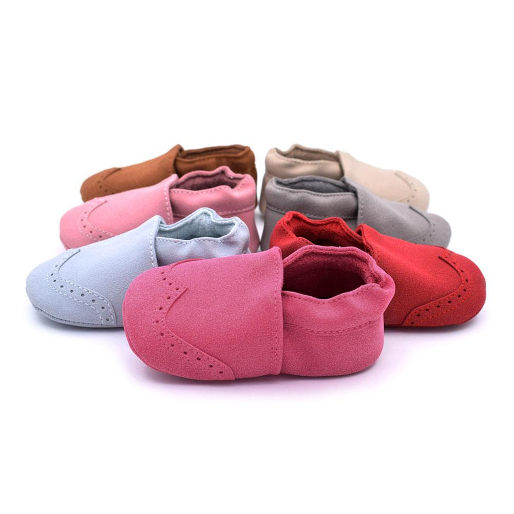 Baby Shoes For Girls Kids Nubuck Baby Moccasins Newborns Infantil Soft Footwear Baby Shoes Sneakers Winter Autumn Shoes Boots