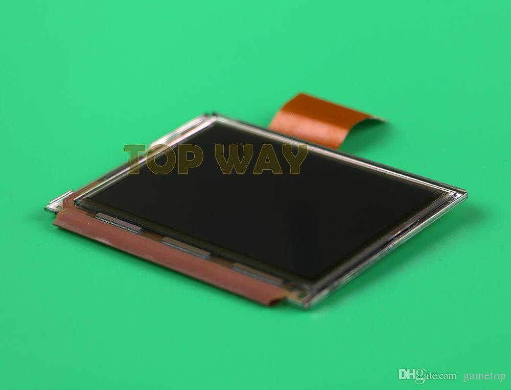 Горячие продажи 40-контактный 40-контактный ЖК-дисплей для Gameboy Advance GBA LCD Оригинальный Используемый дисплей ЖК-экран