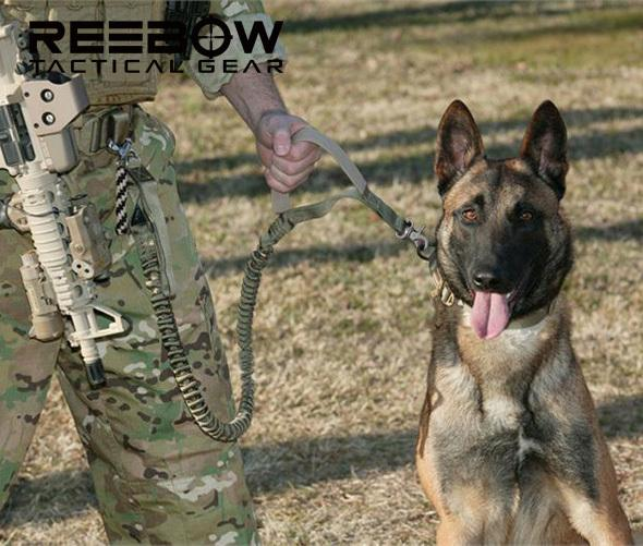 2018 Us Army Tactical Dog Leash Quick Release Heavy Duty Panic Snap