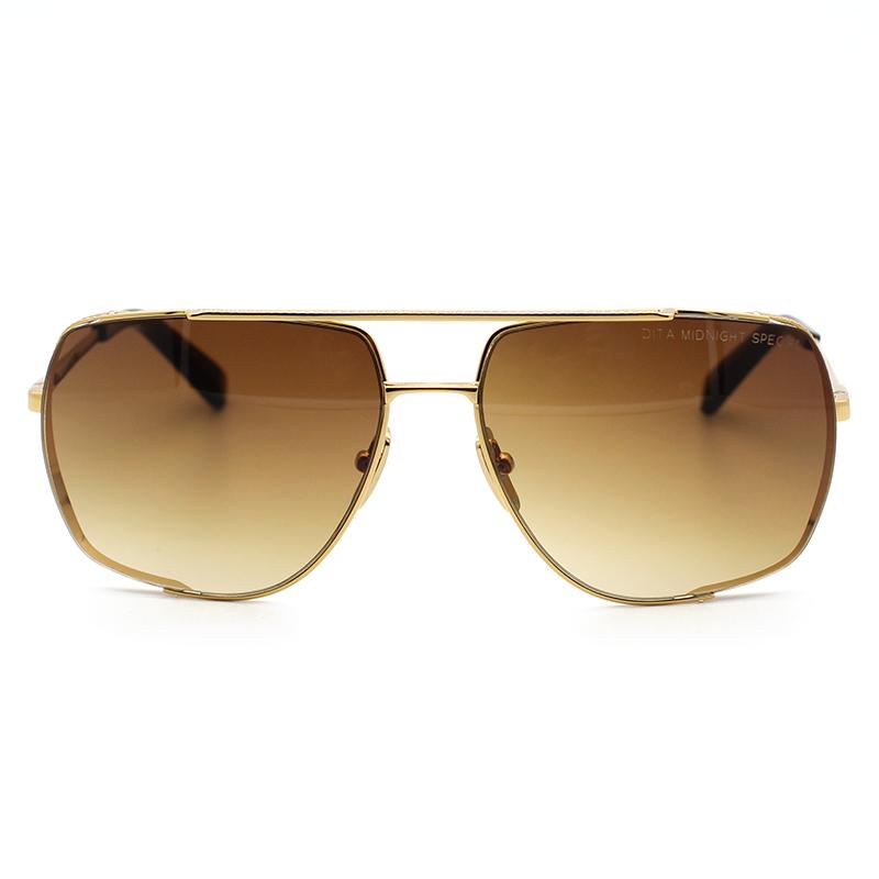 ad650261fc9c Dita Midnight Special Titanium Sunglasses Gradient Lens Drx 2010F 12kt Gold  Women Mens Glasses Brand Designer Prescription Glasses Sunglass From Shop  To ...