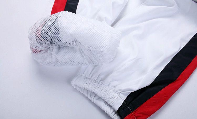Autumn Men's Fashion Full Zip Tracksuit Men Sport Suit White Men Sweatshirt and Pant Suit Hoodie and Pant Set Sweatsuit Men