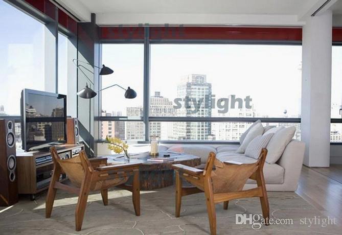 serge mouille polo lmpara de pie de diseo moderno iluminacin francia clsico lmparas para saln dormitorio