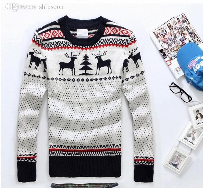 0a581eeea 2019 Wholesale Hot Selling 2016 Fashion Sport Christmas Deer Ugly ...