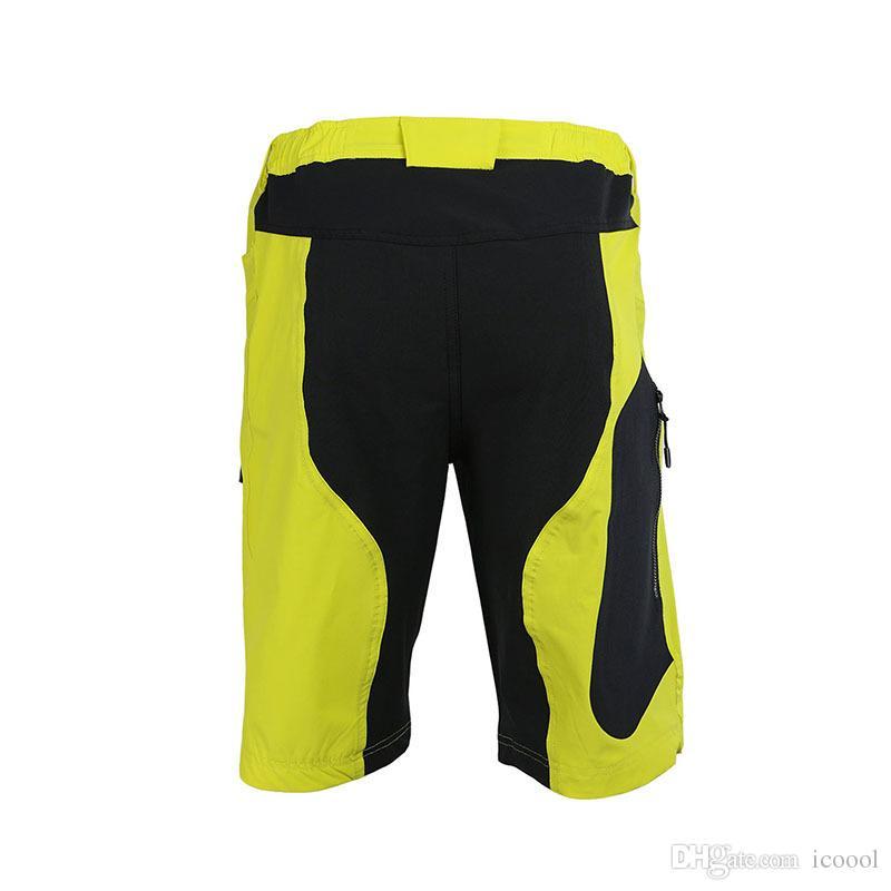 2016 neue Marke Radfahren Shorts Männer MTB DOWNHILL Mountainbike Fahrrad Shorts Tragen Jersey 4 Größe M-XXL