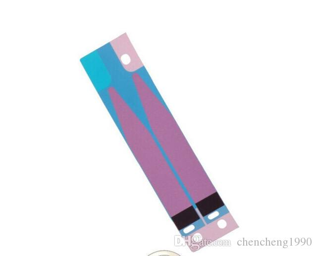 Batterie-Aufkleber-Klebstreifen-Kleber für hinteres Gehäuse-hinteres Shell für iphone 5s 5c iPhone 6g 4.7inch 6 plus 5.5inch 6S 7 plus 7p geben Verschiffen frei