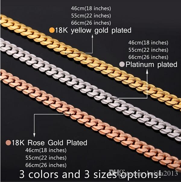 جديد عصري 18 كيلو ختم قلادة مجموعة رجال مجوهرات بالجملة 18 كيلو الذهب الحقيقي مطلي سلسلة قلادة سوار مجموعات مجوهرات الأفريقية S374