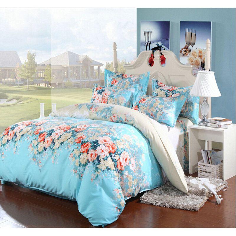 Großhandel Bluw Alice Floral Printing Bettwäsche Set Fashion