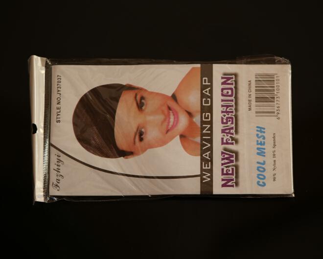 20 unids NUEVA gorra de peluca de red elástico estirable red de pelo snood peluca cap peluquería red neta peluca