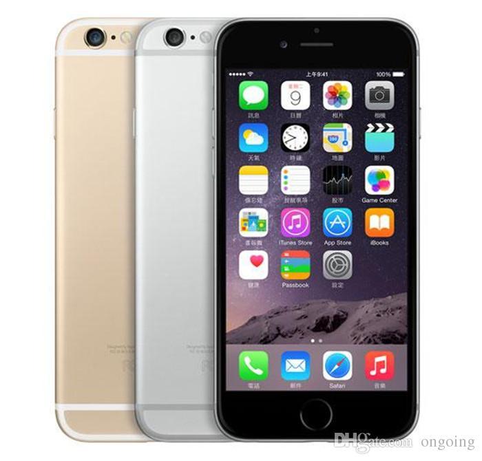 IOS12 Celulares reacondicionados originales de Apple iPhone 6 16G IOS Rose Gold 4.7