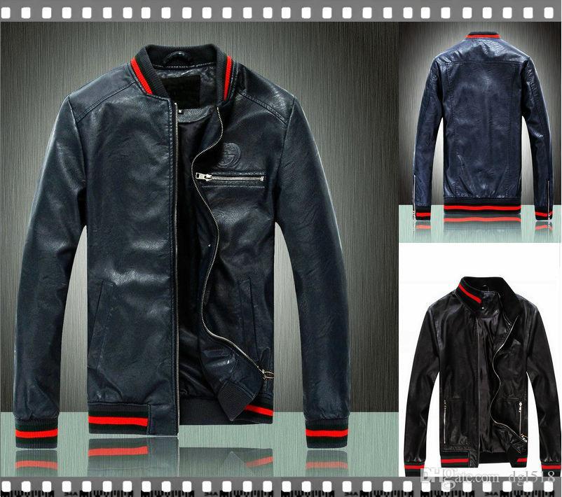 Designer motorradjacken