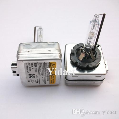 Meilleur prix D1S D1C HID Ampoule de rechange 4300K 6000K 8000K 10000K