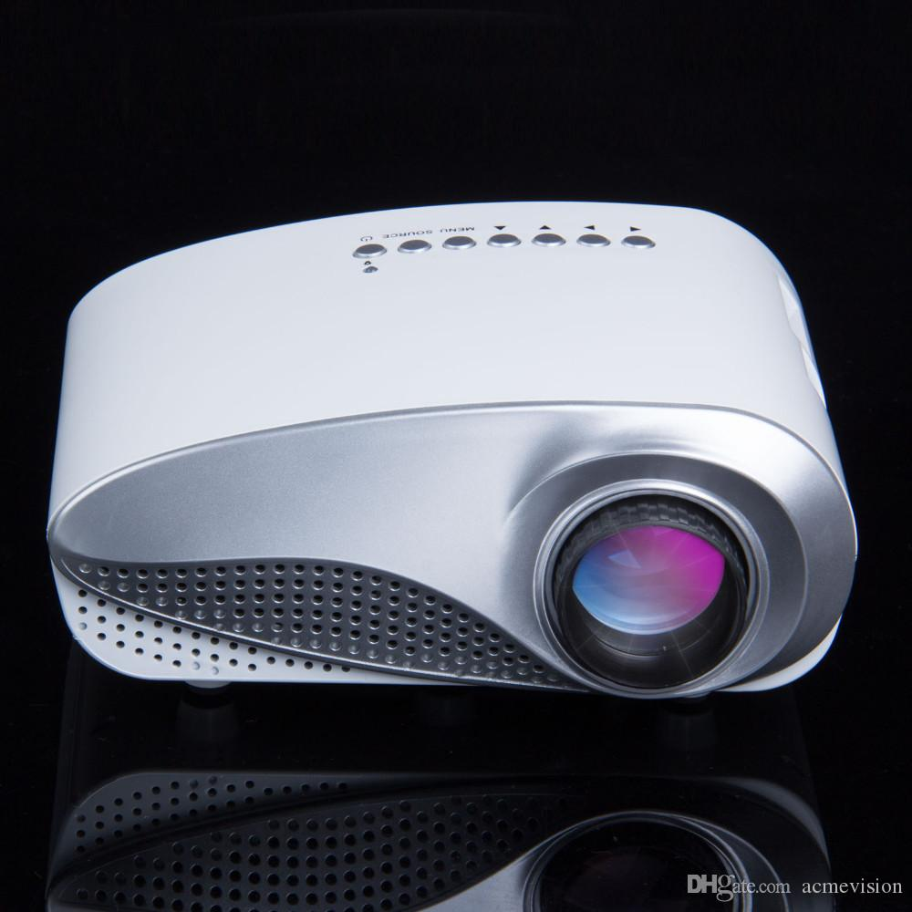 Popular E03 Tv Projector Mini Led Projector Home Theater: 2019 TOP NEW Projector Full Hd Mini LED Video TV Beamer