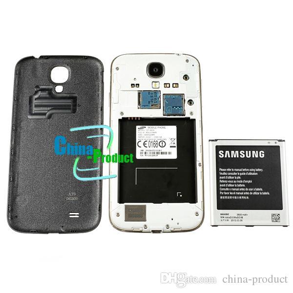 100% Original 5.0'' Galaxy S4 I9500 13MP Camera 2GB+16GB Android 4.2 Quad Core Smartphone NFC 3G WCDMA & GSM refurbished 002864