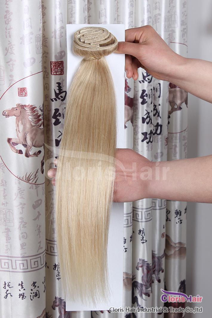 Bestselling Thick Clip In Human Hair Extensions Full Head 70g
