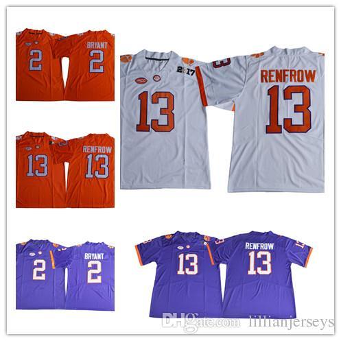 clemson jersey 13