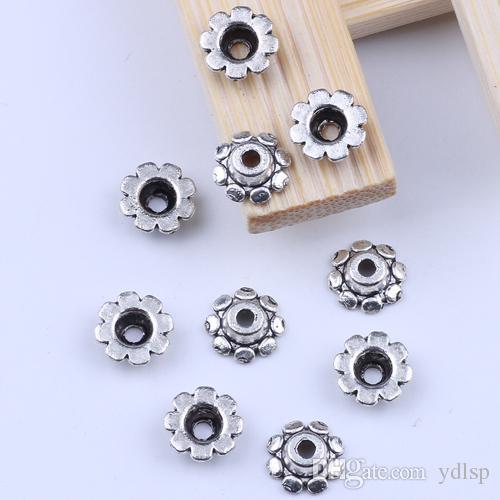 3000 шт./лот античное серебро металлический сплав драгоценный сосуд ювелирные изделия кулон цанговый fit ожерелье браслет DIY 2184y