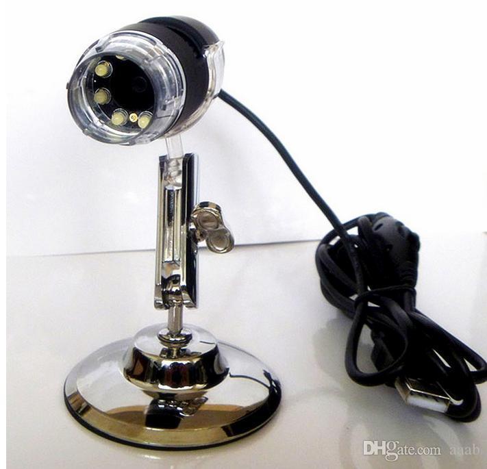 2016New Portable USB 500MP Numérique Microscope Endoscope Loupe Vidéo Caméra Haute Qualité Neuf