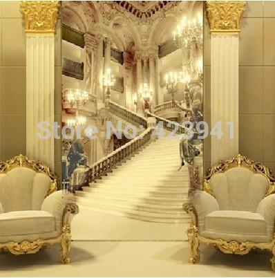 Home Decor Big Can Customized Large 3d Mural Art Wall Home Decor ...
