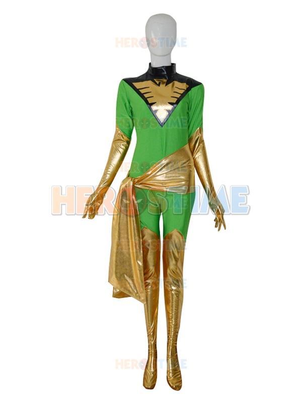 jean grey x men marvel green female superhero costume halloween costume factory wholesale buy halloween costumes girl costume from yaowenbin 422 dhgate