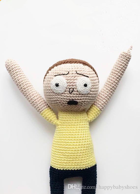 ROSA KANINCHEN AMIGURUMI Crochet Kit Tier gefüllte Puppe Material ...   789x570