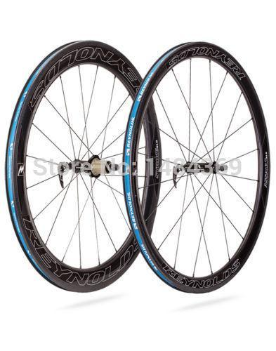 Reynolds 60mm 38mm Full Carbon Wheels 60mm Clincher Carbon Road