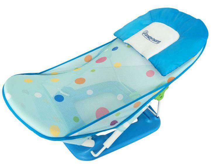 2018 2015 New 0 12 Months Baby Bath Chair, Adjustable Folding ...