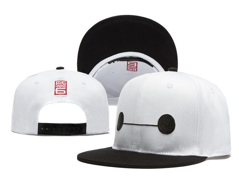 c8291d3edd7 Big Hero Cap Hat Baymax Caps Big Hero6 Six Big Hero Hat Snapback Hat Caps  For Men Snapback Hats Big White Fat Cheap Price Wholesale Mixed Baby Cap ...