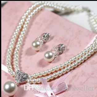 2015 свадебные ювелирные аксессуары свадебное ожерелье набор свадебное ожерелье+серьги свадебный головной убор вечернее платье аксессуары