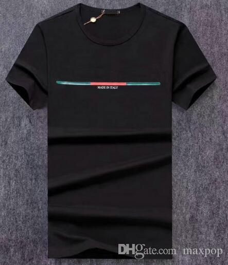 c4ca90468d Compre Na Venda Itália Casual T Shirt Dos Homens Esportes Camisa De Manga  Curta Verão Aptidão Body Building Masculino Tops Branco Preto M 3xl De  Maxpop