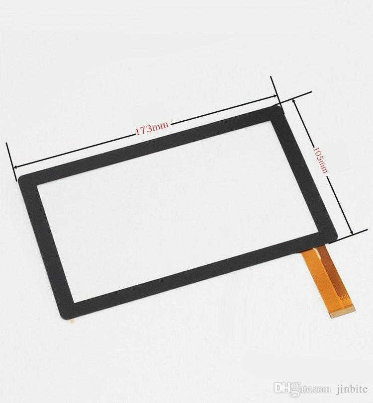 """Replacement 7"""" Capacitive Touch Screen Digitizer Panel for 7 inch Allwinner A23 A33 Q8 Q88 Tablet PC JF-A7"""