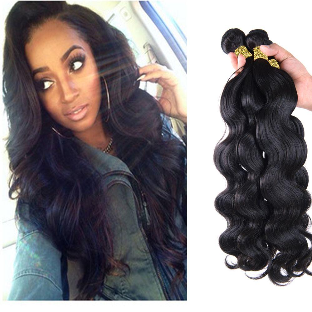 Best Brazilian Body Wave Virgin Human Hair Weft 100 Human Hair