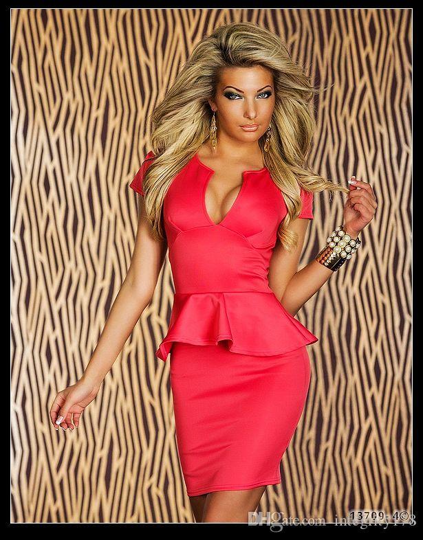 Beyaz kırmızı siyah mavi pembe Şerit Sexy lingerie, boyut M L XL XXL Kadınlar kısa Kollu Mini Elbise, ücretsiz kargo