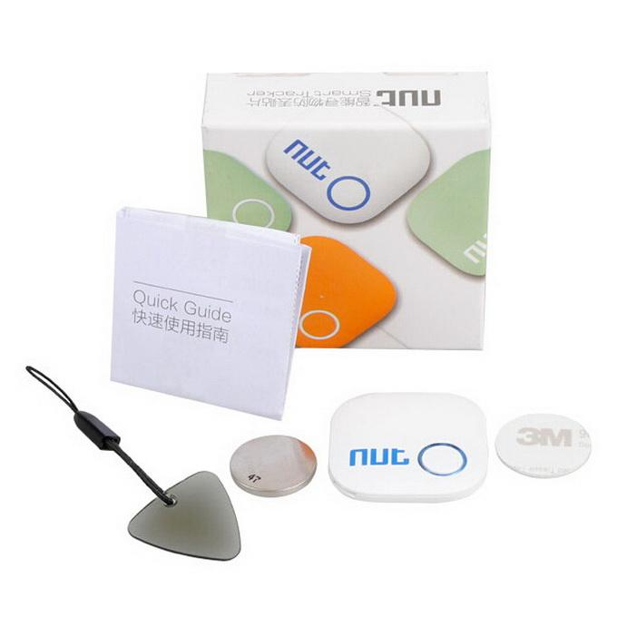 2016 Nueva Tuerca 2 Etiqueta inteligente Rastreador de actividad Bluetooth Buscador de alarma de alarma Localizador GPS Localizador para niños Mascota Anti-perdida Personal Mejor regalo