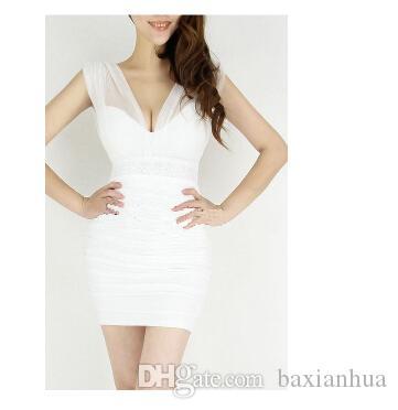 여성 전체 섹시한 나이트 드레스, 여성 여름 LADY 민소매 드레스 무료 배송