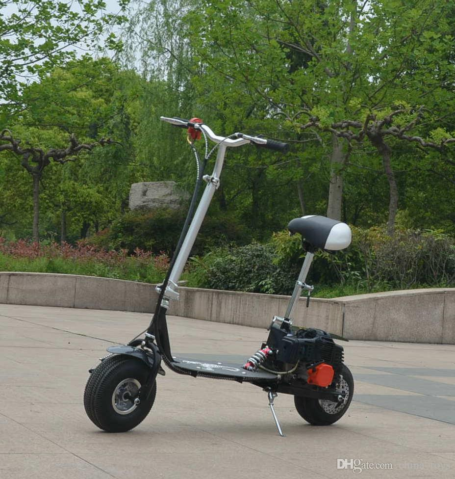 2019 Gasoline Scooters Mini Motorcycle 2 Stroke