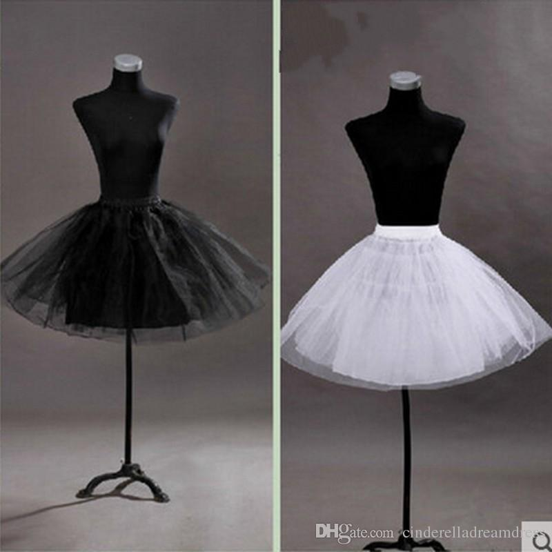 Cheap Flower Gilrs Wedding Petticoats 3 Types Hoops Ball Gowns ...