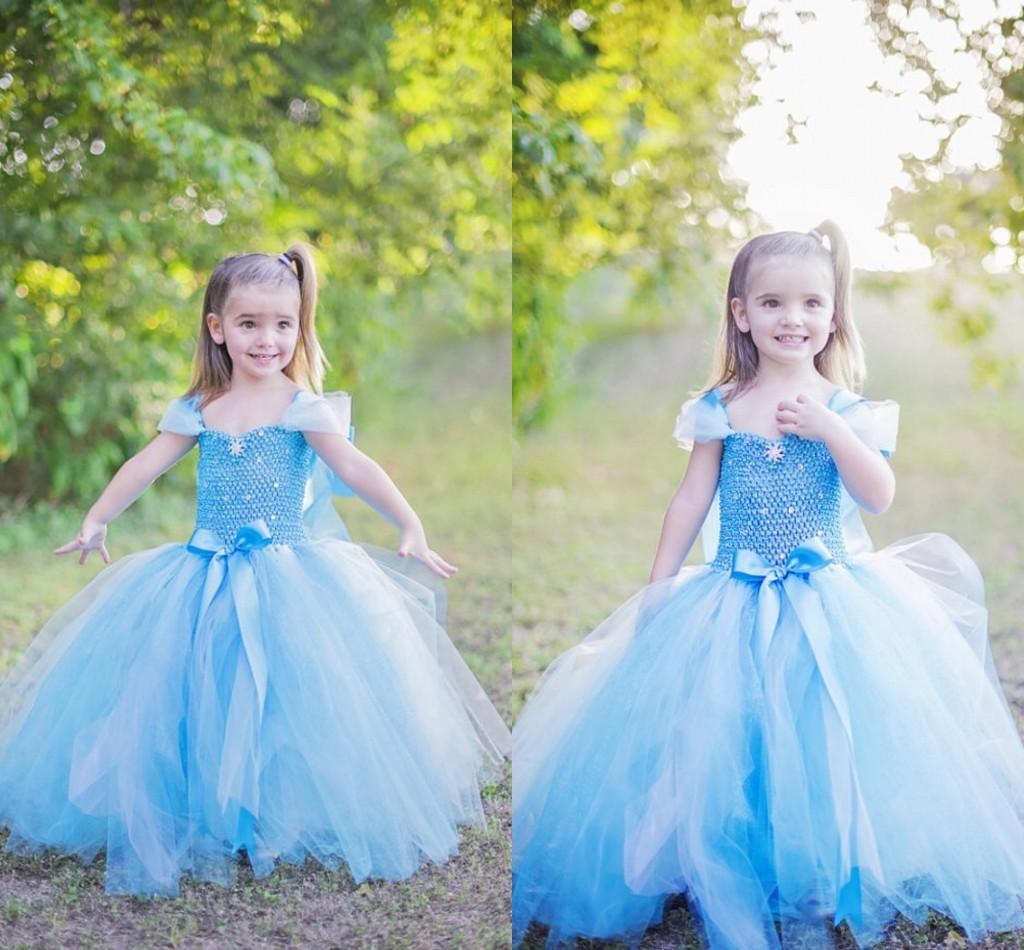 2015 designer cinderella flower girl dresses for wedding ice blue 2015 designer cinderella flower girl dresses for wedding ice blue tulle ball gown kids bridesmaid gown tutu girls pageant dresses size 14 lc girls dresses ombrellifo Choice Image