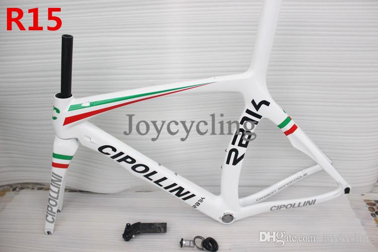 Classic Cipollini Rb1000 Carbon Frame Road Bike with Italy Flag ...
