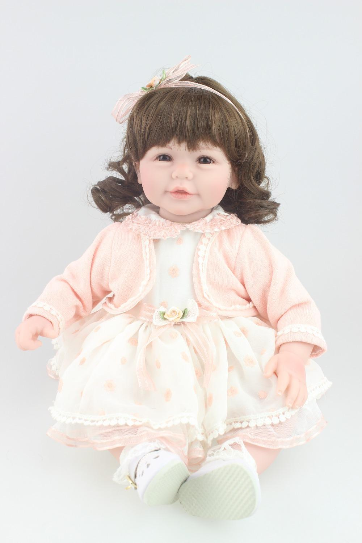 2015 new design reborn toddler adora girl doll sweet baby doll