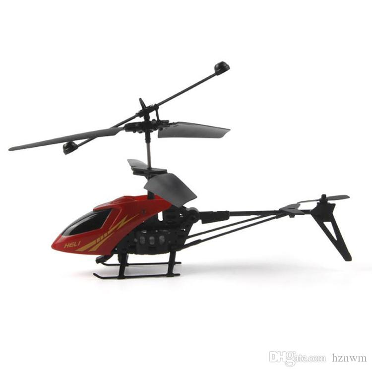 Anti Fall Mini Remote Controlled Helicopter Kids Aviation Model Toy RC With Infrared Control Hot Sale High Quality