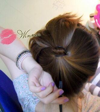 Magic Large Small Topsy Tail Hair Braid Ponytail Styling Maker Tool DHL