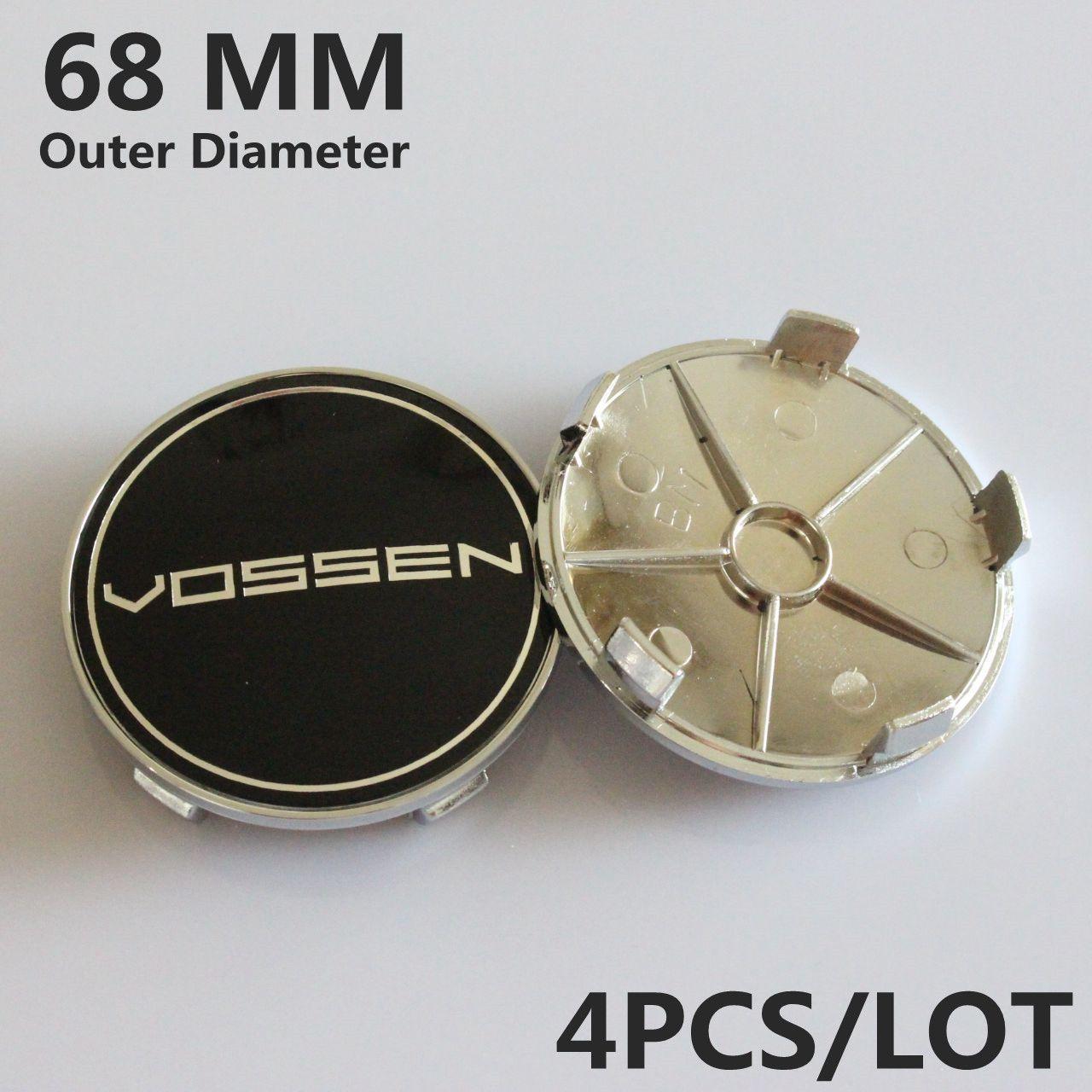 best 68mm vossen sticker emblema wheel center cap centre hub cap wheel cover vossen centro tapas. Black Bedroom Furniture Sets. Home Design Ideas