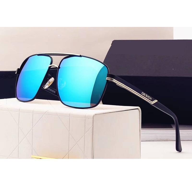 Compre 2018 Hombre Gafas De Sol De Lujo Diseñador De La Marca Gafas ...