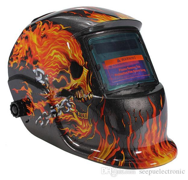 Pro Solar Auto Darking Helmed Helmet ARC TIG MIG Certified Mask Mask