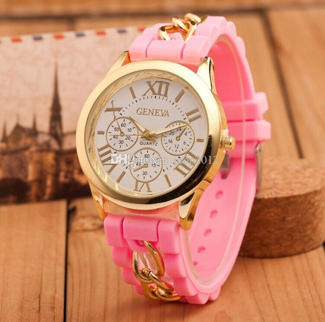 Механические часы для стильных девочек