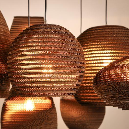 Charmant Großhandel Graypants Beleuchtung Karton Pendelleuchte Lampe A ~ L Style  Anwendung Handwerk Meisterwerk Dekorative Lampe Von Theonlinebasket,  $147.99 Auf De.