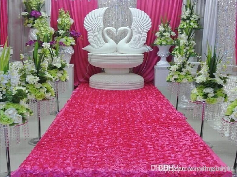 Luxury wedding carpet wedding centerpieces favors 3d rose petal luxury wedding carpet wedding centerpieces favors 3d rose petal carpet aisle runner for wedding party decoration supplies available beach theme wedding junglespirit Gallery
