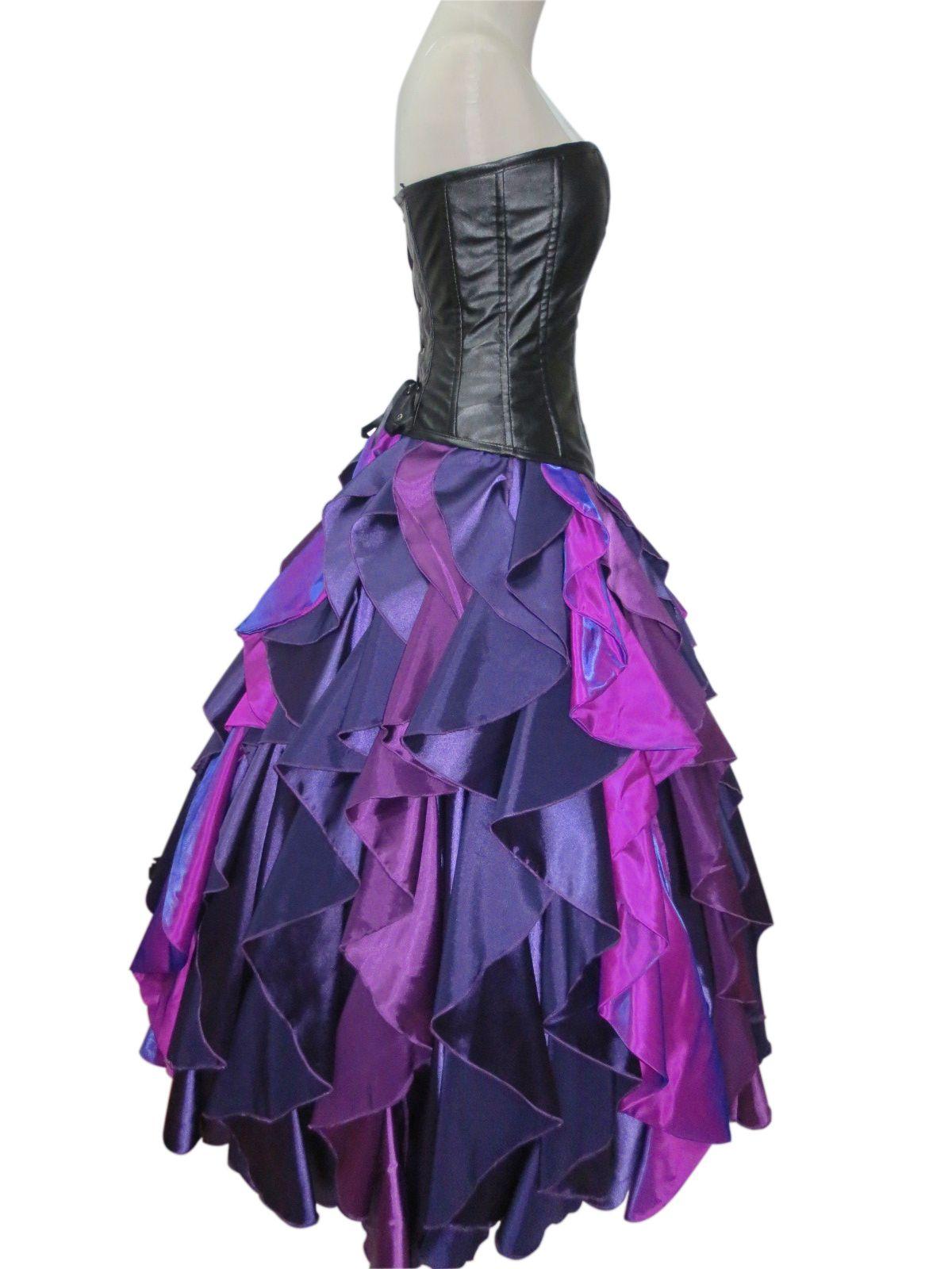 Date La Petite Robe De Sirène Sorcière De Mer Ursula Robe De Princesse Costume Cosplay