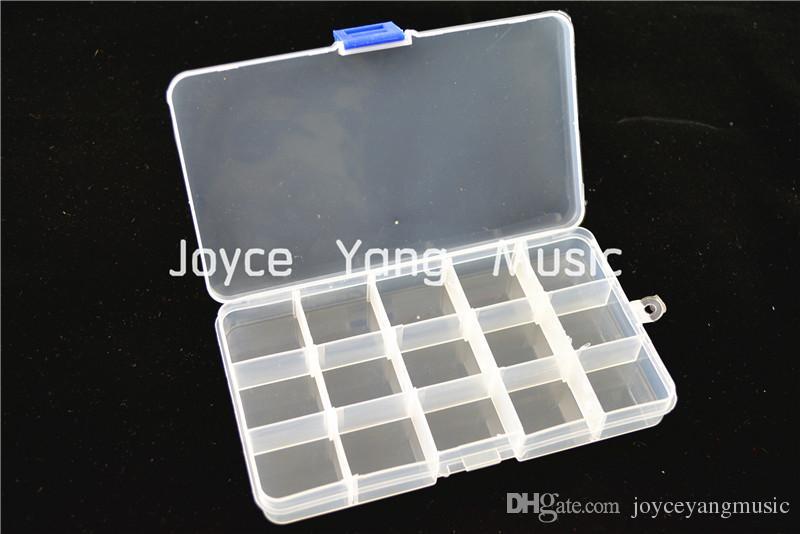Muita Alice Matte Acoustic Guitar Elétrica Escolhas palhetas + 1 grande Escolhas suporte de plástico Caso Box