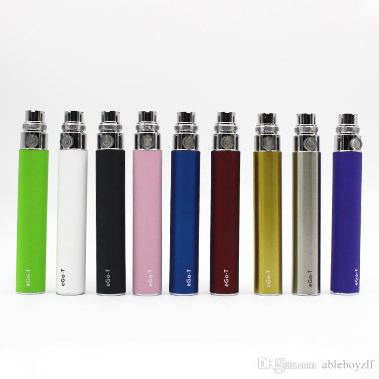 EGO-T Variable Voltage Battery Adjust Spannung von Taste für CE4 CE5 MT3 Kanger Subtank Plus-RDA Atomizer Ecig